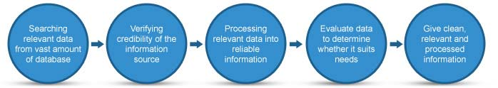 Our Effective Data Research Process
